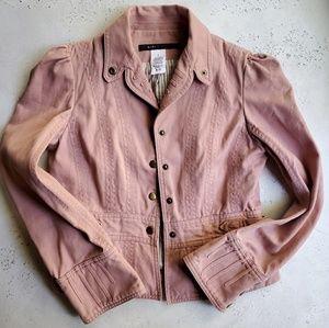 Marc Jacobs Blush Pink Jacket - sz 4